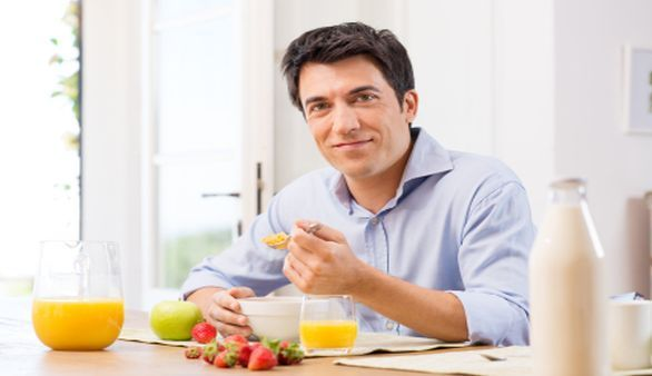 Gesunde Ernährung für Männer