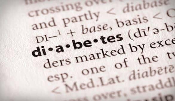 Diät bei Diabetes