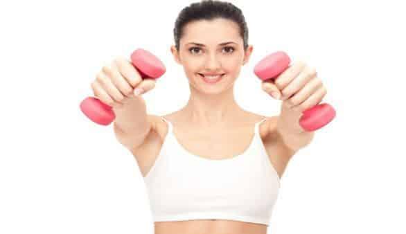 Sport in der Diät