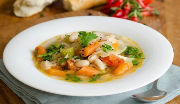 Abnehmen mit Suppen?