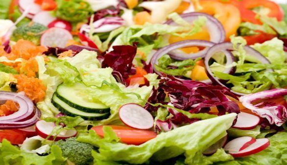 Salat - abwechslungsreich und lecker