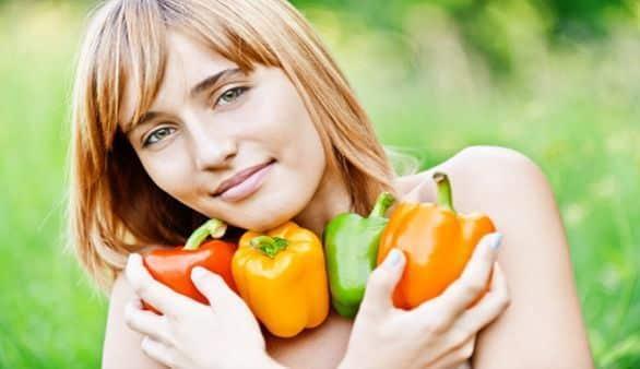 Abnehmen mit vegetarischer Ernährung?