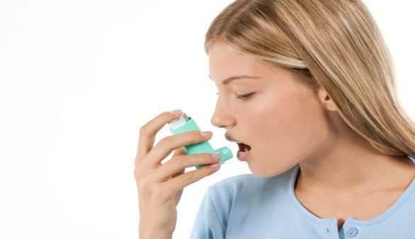 Abnehmen mit Asthma