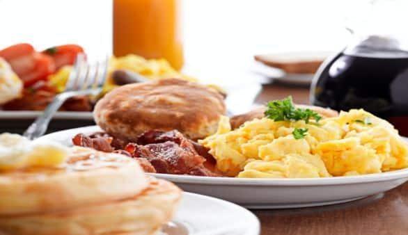 Gesundes Frühstück - Fit für den Tag