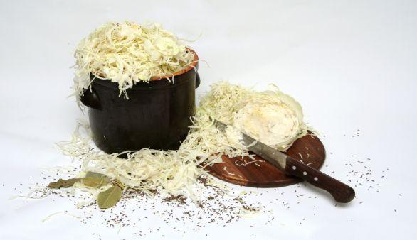 Sauerkraut - gesund und lecker