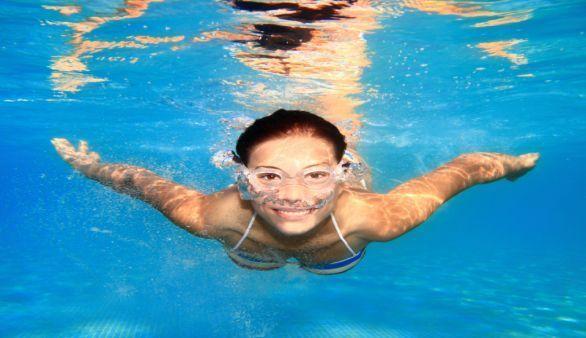 Schwimmen: Im kühlen Nass zur Traumfigur