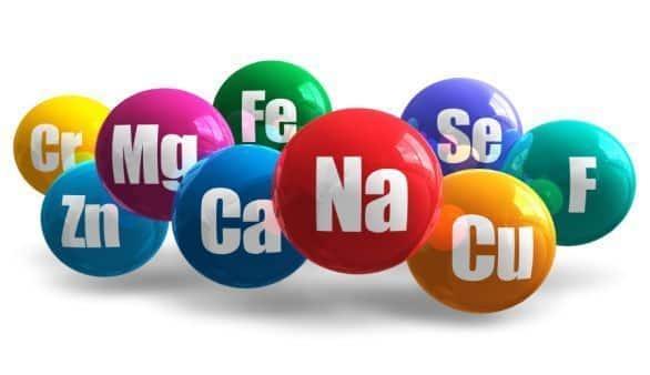 Mineralien für Sportler