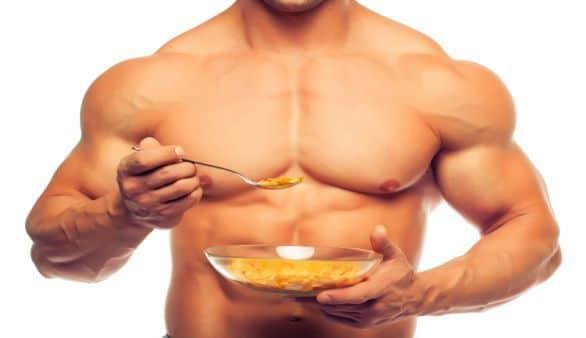 Mehr Muskeln durch diese Lebensmittel
