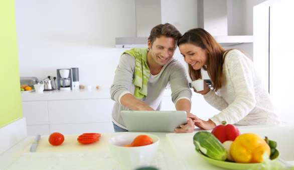 In 7 Schritten den Ernährungsplan zum Abnehmen