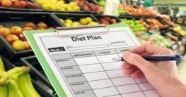 Ernährungsplan Low Carb