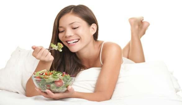 Abnehmen mit mineralstoffreicher Ernährung