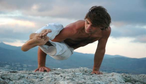 Was ist eigentlich Power Yoga?