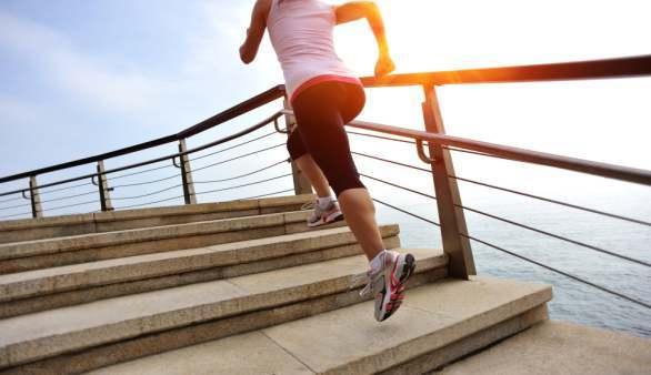 Durch Sport allein wird man nicht schlank
