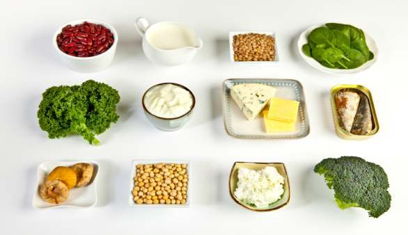 Die vollwertige Ernährung - Ausgewogene Kost