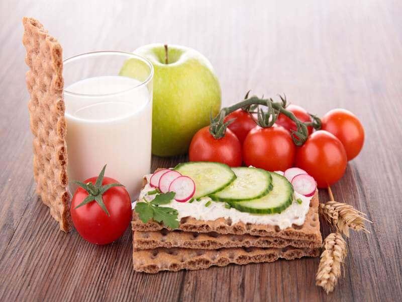 Die häufigsten Ernährungsfehler