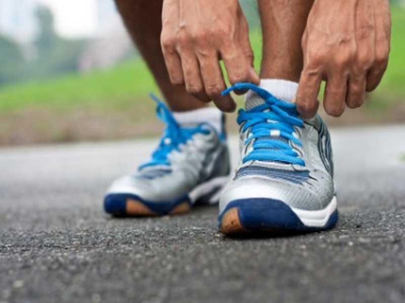 Sportschuhe: Sie müssen perfekt sitzen